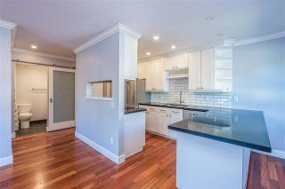 Photo 1: 216 2025 W 2ND Avenue in Vancouver: Kitsilano Condo for sale (Vancouver West)  : MLS®# R2490631