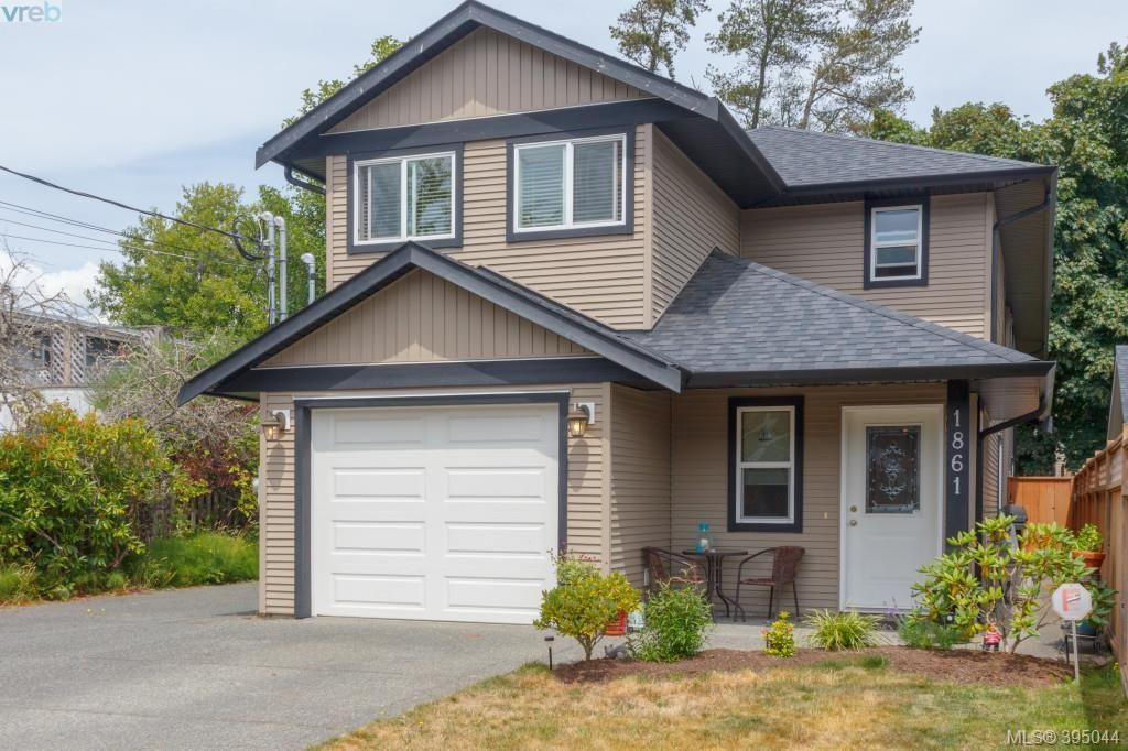 Main Photo: 1861 Tominny Rd in SOOKE: Sk Whiffin Spit Half Duplex for sale (Sooke)  : MLS®# 792039
