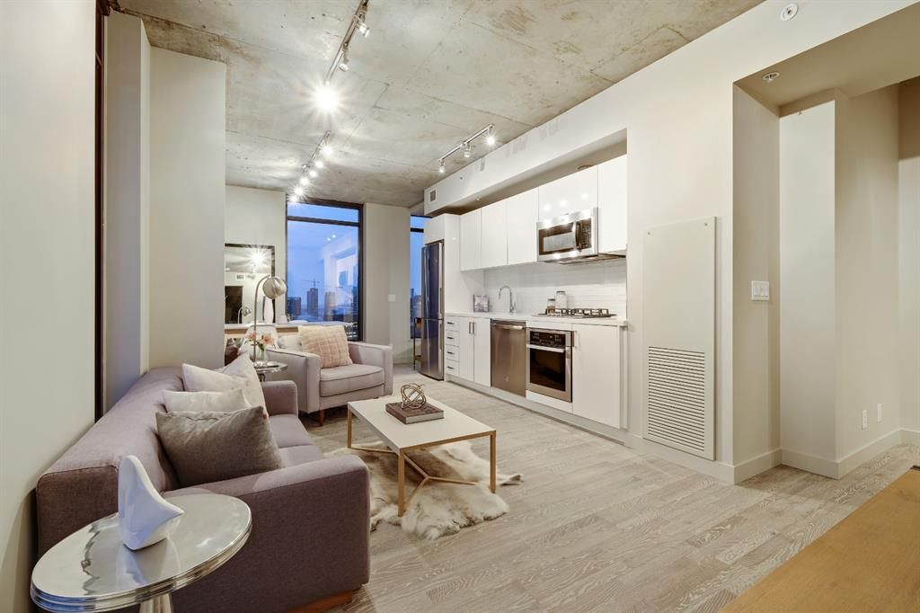 Main Photo: 2506 1010 6 Street SW in Calgary: Beltline Apartment for sale : MLS®# A1131517
