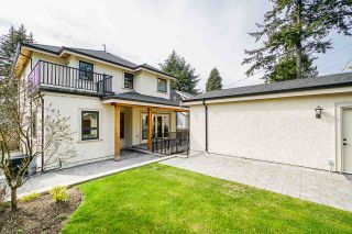 Photo 20: 3533 W 38TH Avenue in Vancouver: Dunbar House for sale (Vancouver West)  : MLS®# R2348784