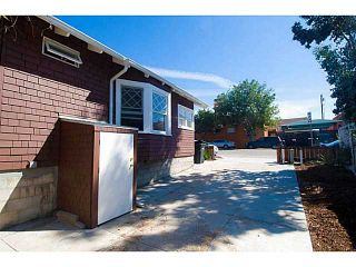 Photo 20: NORTH PARK House for sale : 2 bedrooms : 2639 University Avenue in San Diego