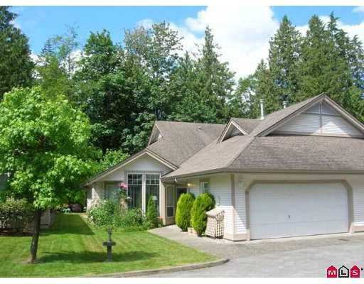 """Main Photo: 29 9025 216TH Street in Langley: Walnut Grove Townhouse for sale in """"COVENTRY WOODS"""" : MLS®# F2714663"""