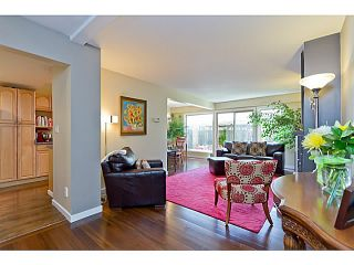"""Photo 6: 1072 LILLOOET Road in North Vancouver: Lynnmour Townhouse for sale in """"LILLOOET PLACE"""" : MLS®# V1048162"""