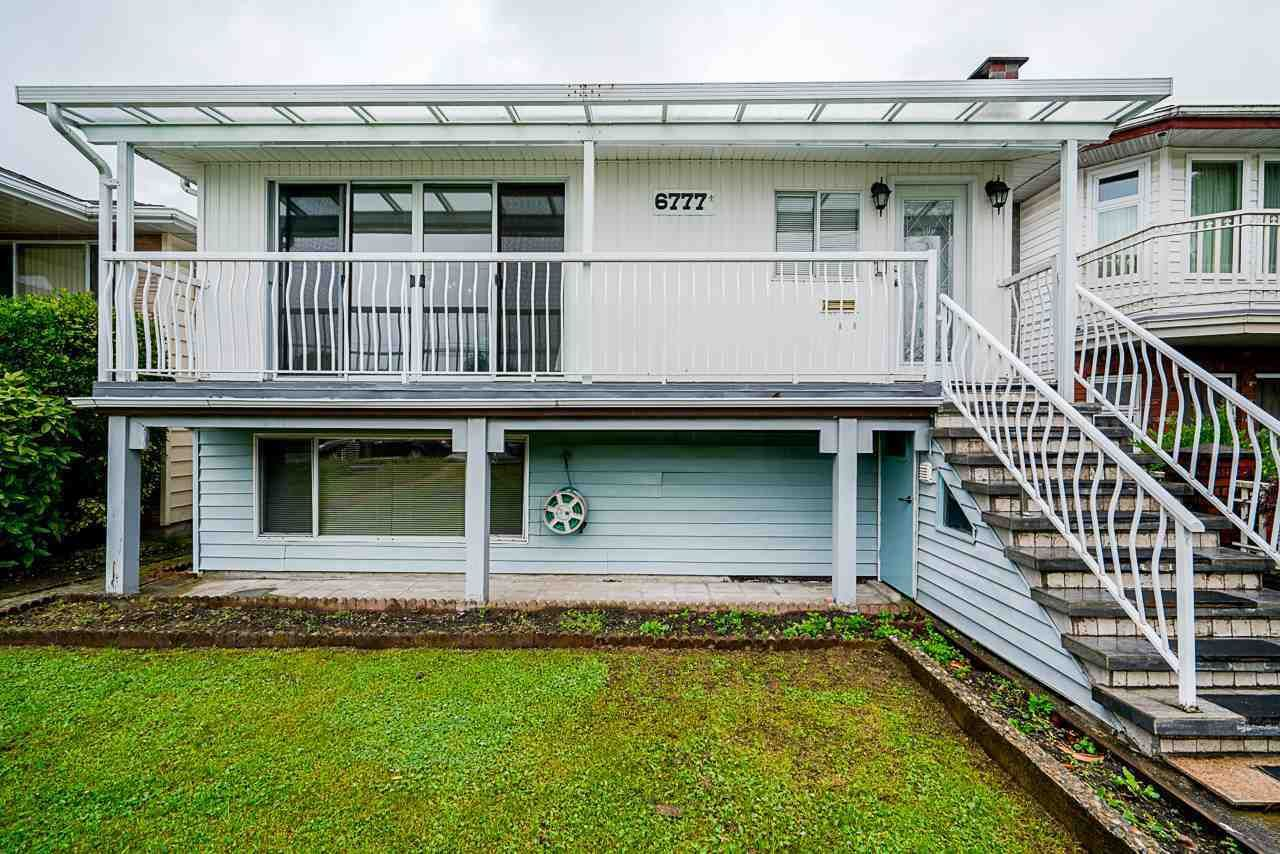Main Photo: 6777 KERR Street in Vancouver: Killarney VE House for sale (Vancouver East)  : MLS®# R2581770
