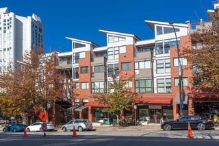 """Photo 1: 404 305 LONSDALE Avenue in North Vancouver: Lower Lonsdale Condo for sale in """"The Met"""" : MLS®# R2491734"""