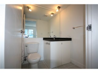 """Photo 10: # 1203 1238 SEYMOUR ST in Vancouver: Downtown VW Condo for sale in """"""""SPACE"""""""" (Vancouver West)  : MLS®# V970162"""