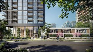 """Photo 4: 101 5987 WILSON Avenue in Burnaby: Metrotown Condo for sale in """"Central Park House"""" (Burnaby South)  : MLS®# R2614397"""