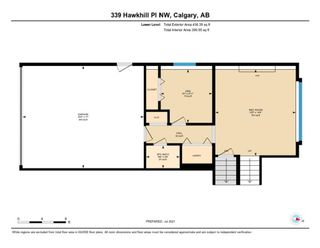 Photo 32: 339 Hawkhill Place NW in Calgary: Hawkwood Detached for sale : MLS®# A1125756