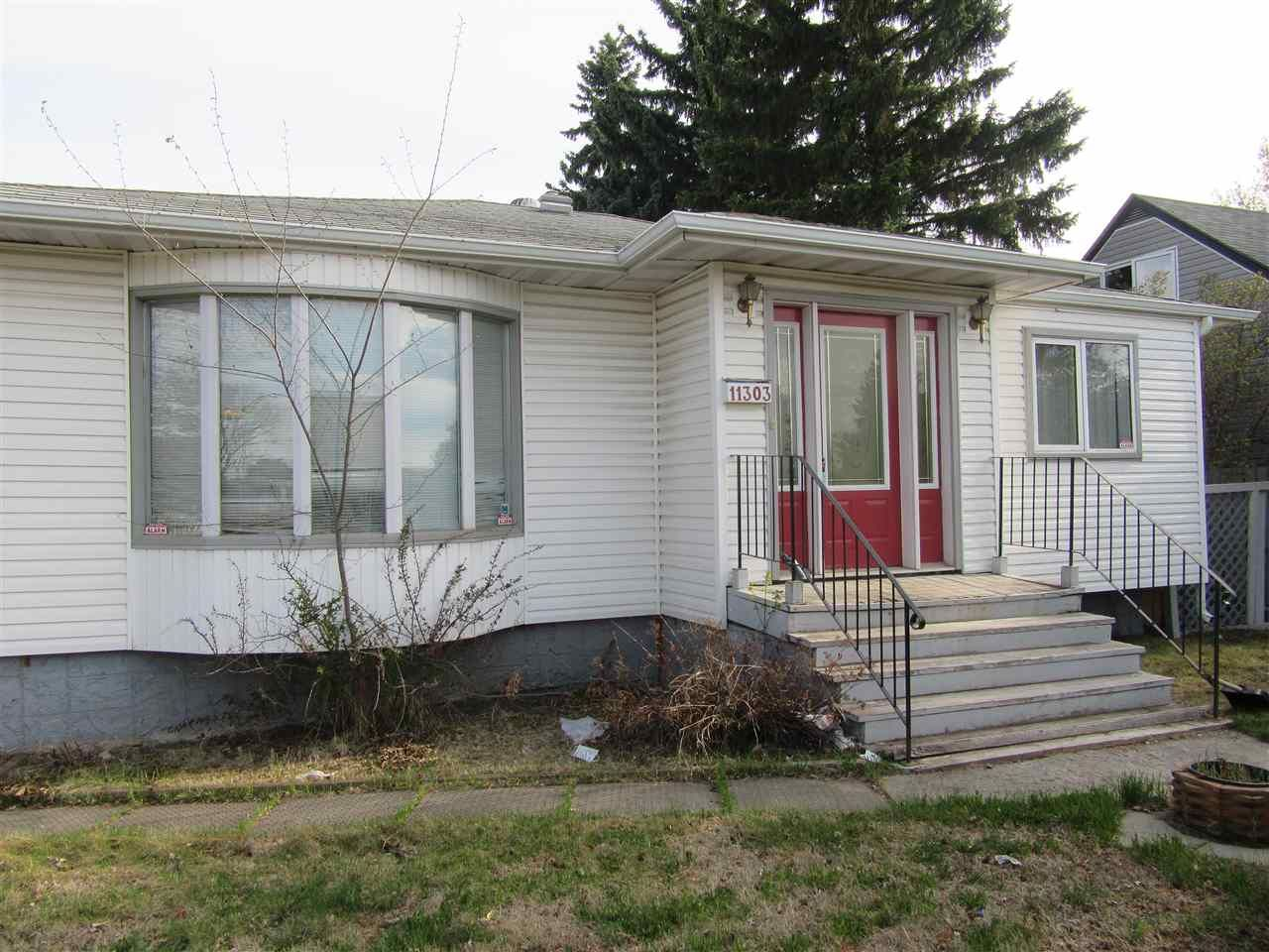 Main Photo: 11303 111 Avenue in Edmonton: Zone 08 House for sale : MLS®# E4243892