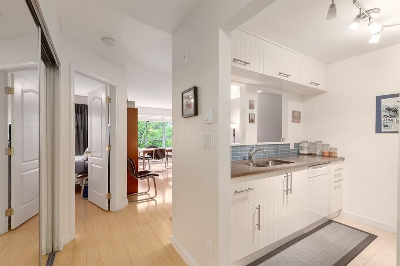 FEATURED LISTING: 202 - 1729 GEORGIA Street East Vancouver