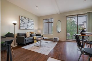 """Photo 3: 302 10455 UNIVERSITY Drive in Surrey: Whalley Condo for sale in """"d'Cor"""" (North Surrey)  : MLS®# R2601458"""