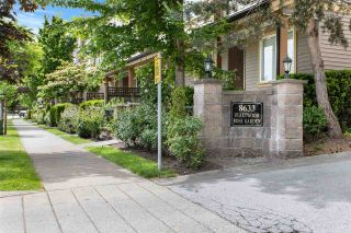 "Photo 1: 20 8633 159 Street in Surrey: Fleetwood Tynehead Townhouse for sale in ""Fleetwood Rose Garden"" : MLS®# R2587849"