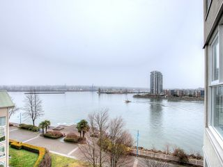 """Photo 17: 603 1250 QUAYSIDE Drive in New Westminster: Quay Condo for sale in """"THE PROMENADE"""" : MLS®# R2347094"""