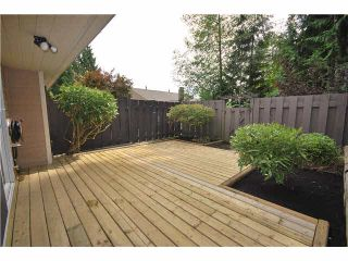 Photo 8: 4691 HOSKINS ROAD in NORTH VANC: Lynn Valley Townhouse for sale (North Vancouver)  : MLS®# V1142690