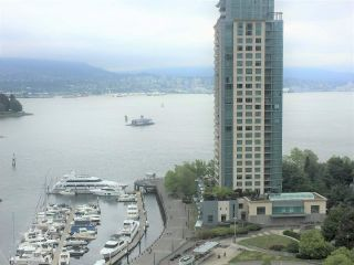"""Photo 3: 1806 588 BROUGHTON Street in Vancouver: Coal Harbour Condo for sale in """"Harbourside Park"""" (Vancouver West)  : MLS®# R2273882"""
