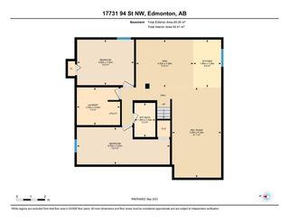 Photo 48: 17731 94 Street in Edmonton: Zone 28 House for sale : MLS®# E4244788