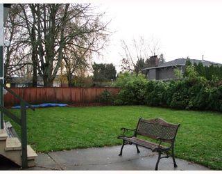 Photo 9: 9571 PIERMOND Road in Richmond: Seafair House for sale : MLS®# V744894