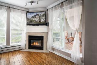 "Photo 3: 110 1669 GRANT Avenue in Port Coquitlam: Glenwood PQ Condo for sale in ""The Charleston"" : MLS®# R2249156"