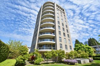 """Photo 1: 202 5850 BALSAM Street in Vancouver: Kerrisdale Condo for sale in """"CLARIDGE"""" (Vancouver West)  : MLS®# R2265512"""