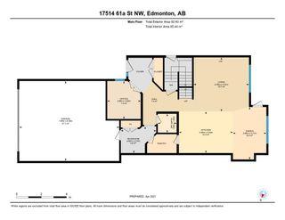 Photo 2: 17514 61A Street in Edmonton: Zone 03 House for sale : MLS®# E4252117