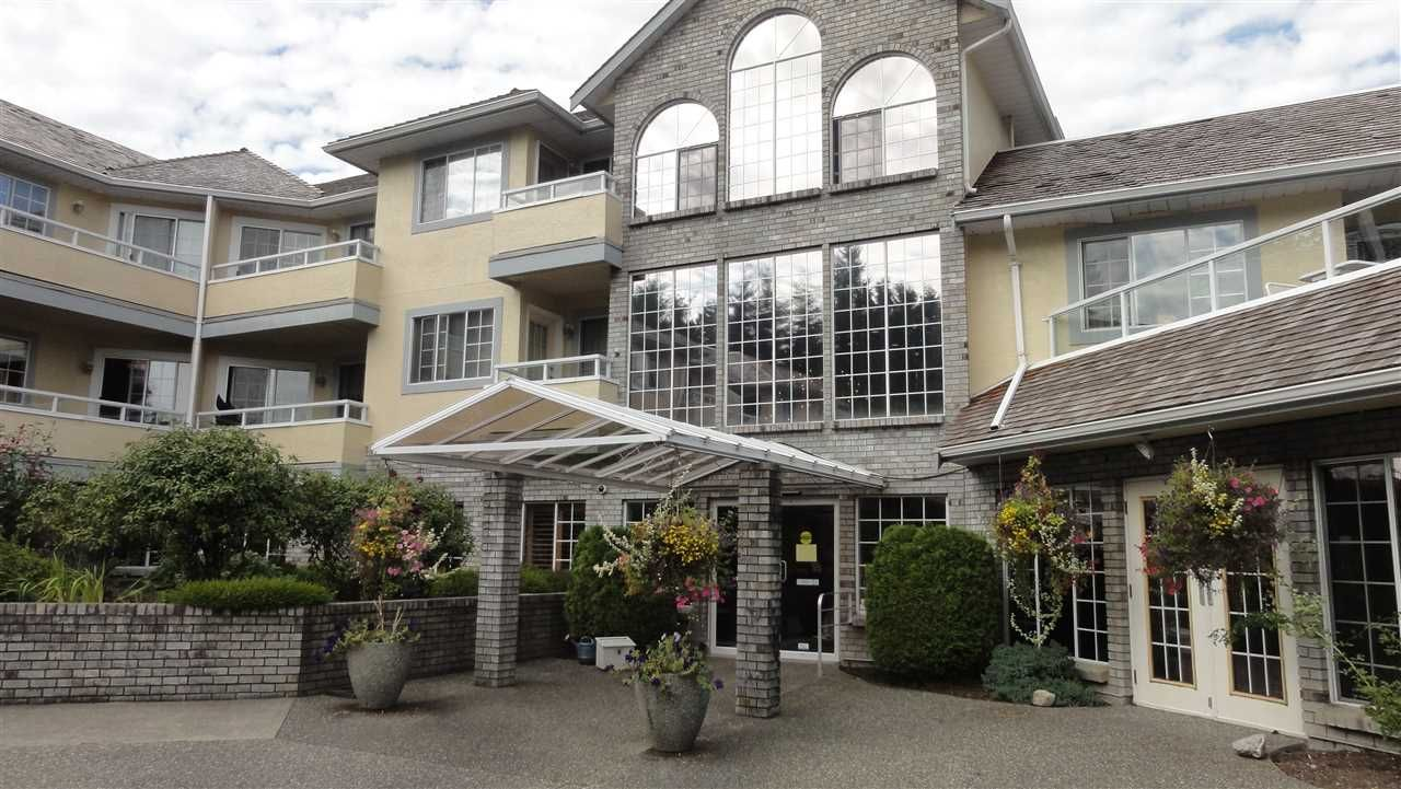 "Main Photo: 11 1653 140 Street in Surrey: Sunnyside Park Surrey Condo for sale in ""Westminster House"" (South Surrey White Rock)  : MLS®# R2007743"