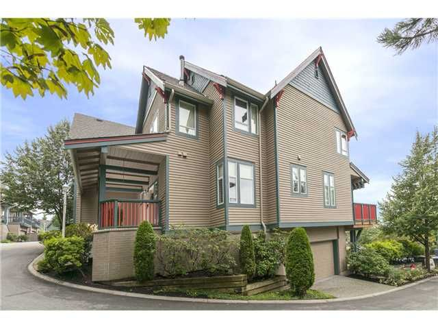 "Main Photo: 1 910 FORT FRASER RISE in Port Coquitlam: Citadel PQ Townhouse for sale in ""SIENNA RIDGE"" : MLS®# V1025341"