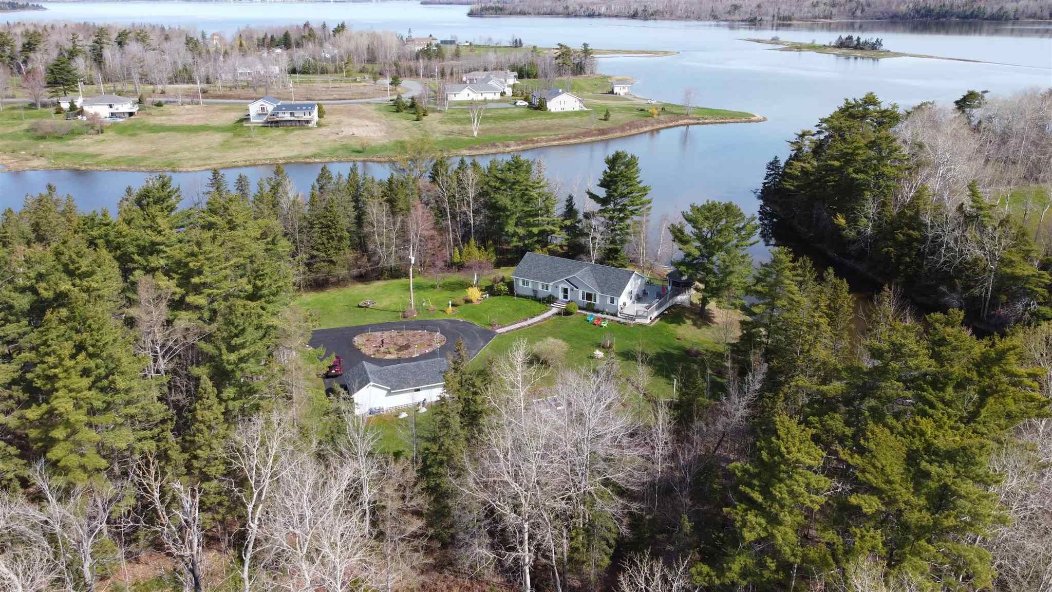 Main Photo: 37 Delaney Quay Lane in Abercrombie: 108-Rural Pictou County Residential for sale (Northern Region)  : MLS®# 202111462