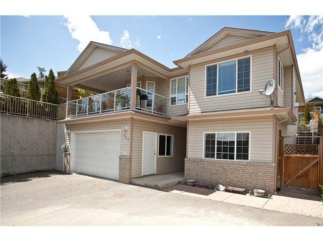 Main Photo: 127 RIDGEVIEW Place in Williams Lake: Williams Lake - City House for sale (Williams Lake (Zone 27))  : MLS®# N236970