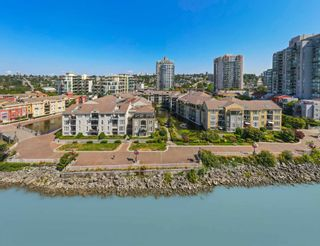 """Photo 38: 207 5 RENAISSANCE Square in New Westminster: Quay Townhouse for sale in """"THE LIDO"""" : MLS®# R2617609"""