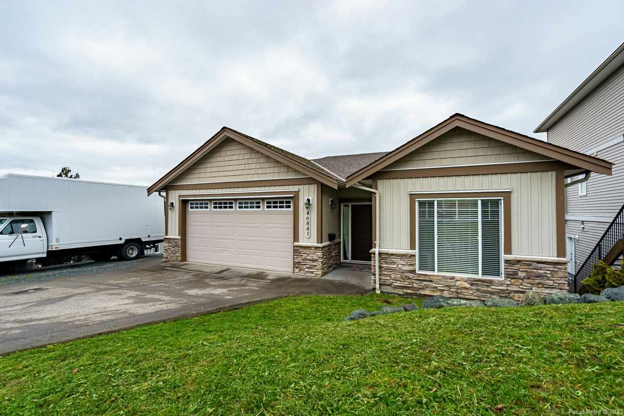 Main Photo: 46841 SYLVAN Drive in Chilliwack: Promontory House for sale (Sardis)  : MLS®# R2563866