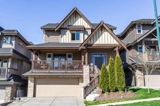 Photo 1: 3403 HORIZON Drive in Coquitlam: Burke Mountain House for sale : MLS®# R2136853