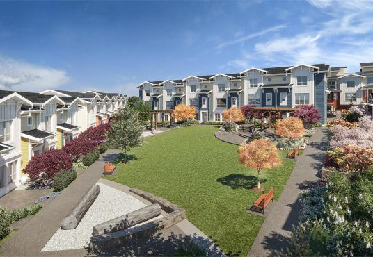 Main Photo: 167 St & 17 Ave, Surrey, BC V3S 9X7: Townhouse for sale : MLS®# Hazelwood