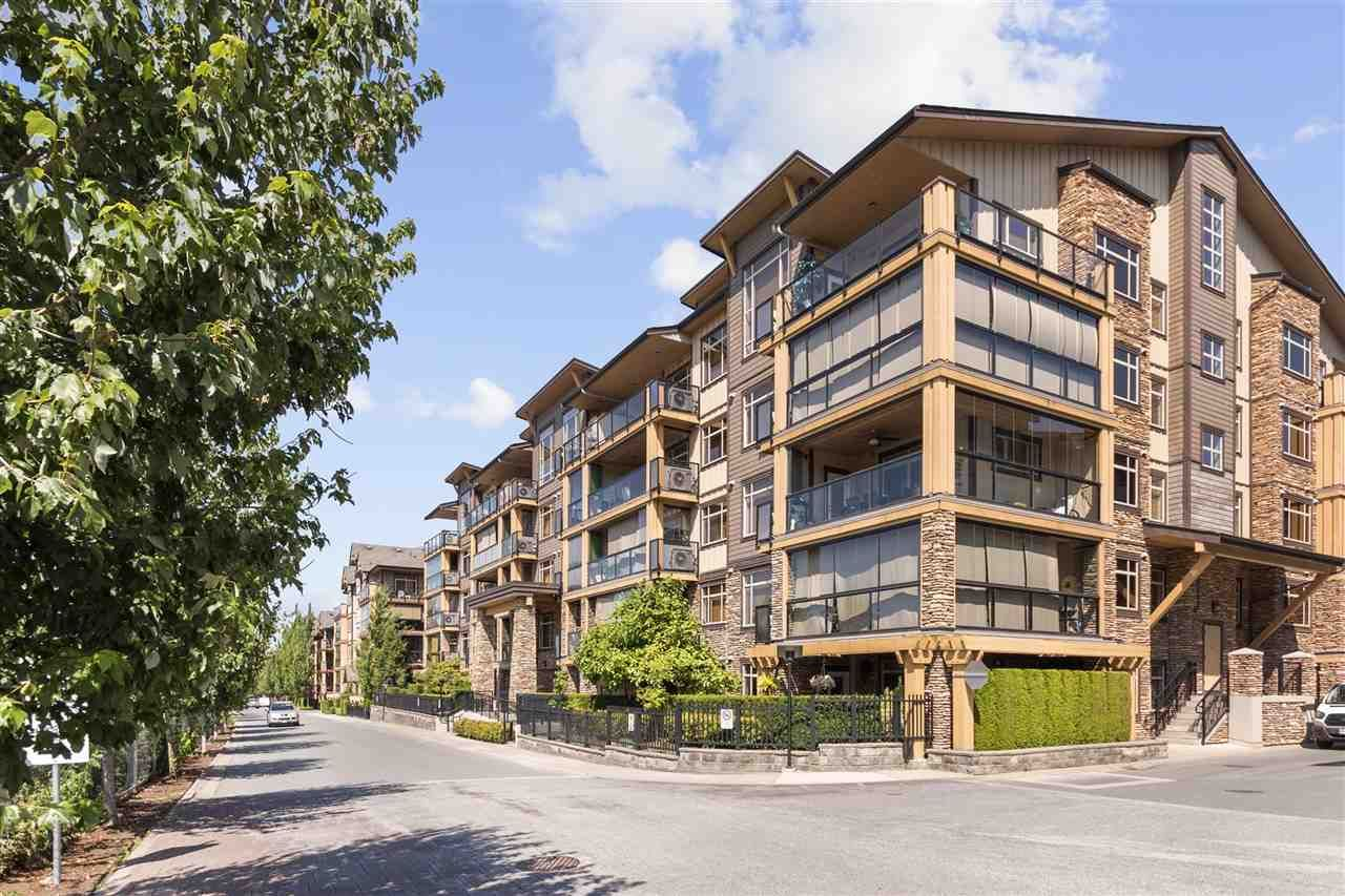 """Main Photo: 205 8258 207A Street in Langley: Willoughby Heights Condo for sale in """"Yorkson Creek Walnut Ridge"""" : MLS®# R2482031"""
