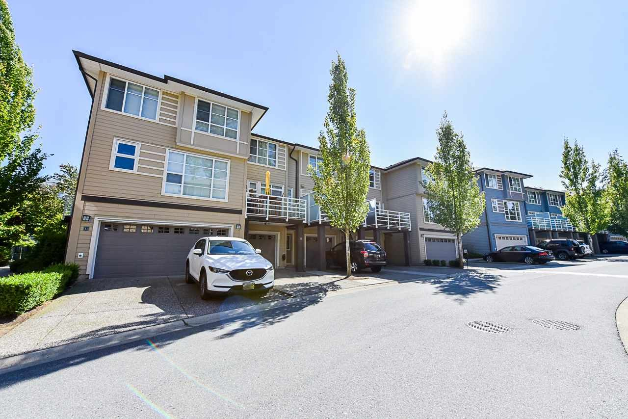 """Main Photo: 8 15405 31 Avenue in Surrey: Grandview Surrey Townhouse for sale in """"Nuvo 2"""" (South Surrey White Rock)  : MLS®# R2476229"""