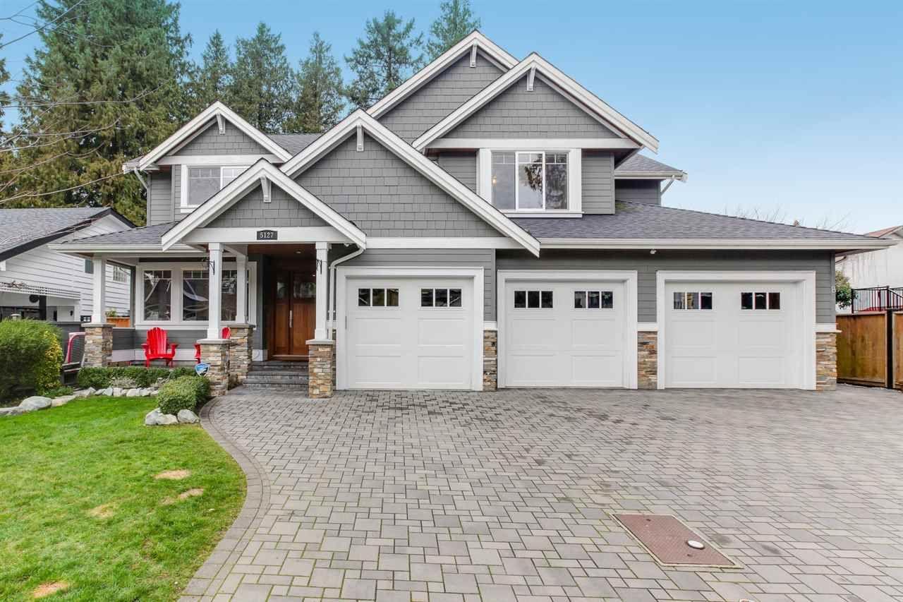 Main Photo: 5127 1A Avenue in Delta: Pebble Hill House for sale (Tsawwassen)  : MLS®# R2239297