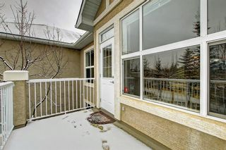 Photo 32: 91 Evercreek Bluffs Place SW in Calgary: Evergreen Semi Detached for sale : MLS®# A1075009