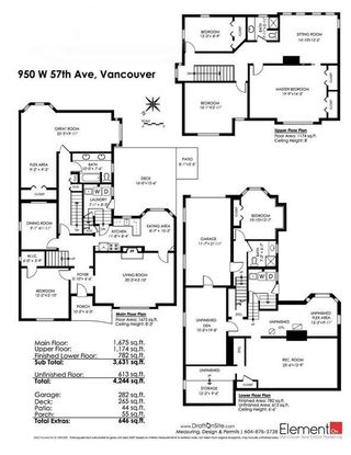 Photo 20: 950 W 57TH Avenue in Vancouver: South Cambie House for sale (Vancouver West)  : MLS®# R2233368