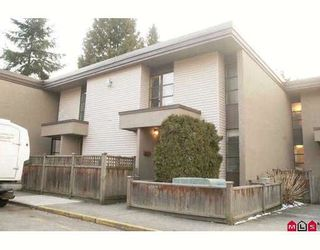 """Photo 1: 82 13766 103RD Avenue in Surrey: Whalley Townhouse for sale in """"THE MEADOWS"""" (North Surrey)  : MLS®# F2904642"""