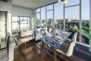 """Photo 3: 1805 7371 WESTMINSTER Highway in Richmond: Brighouse Condo for sale in """"Lotus"""" : MLS®# R2449971"""