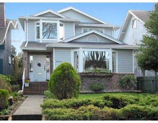 Main Photo: 3524 W 19TH AV in Vancouver: Dunbar House for sale (Vancouver West)  : MLS®# V579957