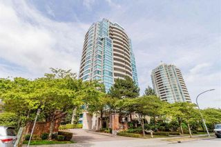 "Photo 1: 1303 6611 SOUTHOAKS Crescent in Burnaby: Highgate Condo for sale in ""Gemini 1"" (Burnaby South)  : MLS®# R2523037"