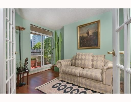Photo 6: Photos: # 502 1225 BARCLAY ST in Vancouver: West End VW Condo for sale (Vancouver West)  : MLS®# V716758