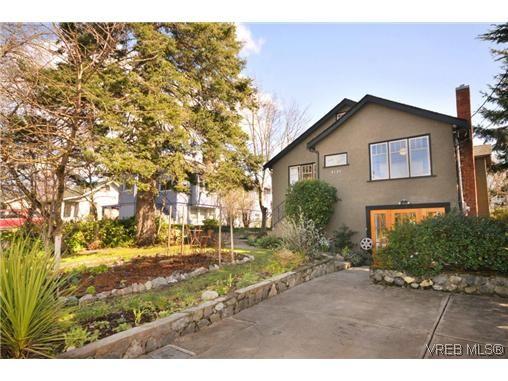 Main Photo: 3131 Donald St in VICTORIA: SW Tillicum House for sale (Saanich West)  : MLS®# 634359