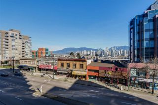 "Photo 12: 507 1068 W BROADWAY in Vancouver: Fairview VW Condo for sale in ""THE ZONE"" (Vancouver West)  : MLS®# R2051797"