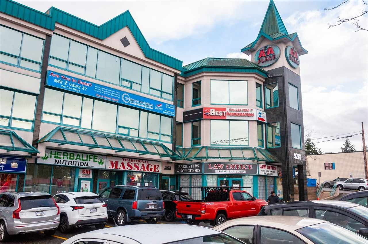 Main Photo: 103 9278 120 Street in Surrey: Queen Mary Park Surrey Business for sale : MLS®# C8036792