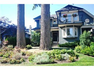 Photo 1: 3115 SUNNYHURST Road in North Vancouver: Lynn Valley Duplex for sale : MLS®# V972799