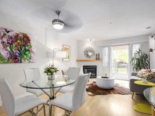"""Photo 2: 112 2628 YEW Street in Vancouver: Kitsilano Condo for sale in """"Connaught Place"""" (Vancouver West)  : MLS®# R2171360"""