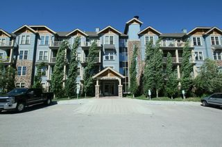 Photo 1: 120 201 SUNSET Drive: Cochrane Apartment for sale : MLS®# A1090461