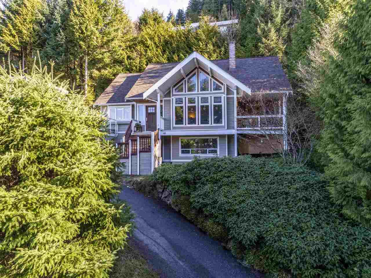 Main Photo: 40 KELVIN GROVE Way: Lions Bay House for sale (West Vancouver)  : MLS®# R2546369