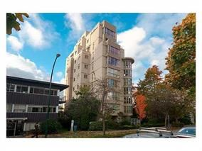 Photo 1: 701 - 1290 Burnaby Street in Vancouver: West End VW Condo for sale (Vancouver West)  : MLS®# V1141211